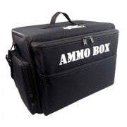 Battlefoam - Ammo Box Bag Standard Load Out for 15-20mm Models (Black)