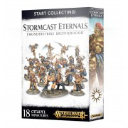 Age of Sigmar : Start Collecting - Stormcast Eternals Thunderstrike Brotherhood