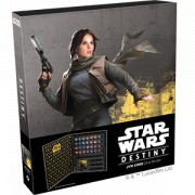 Star Wars Destiny - Jyn Erso Dice Binder: