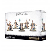 Age of Sigmar : Order - Stormcast Eternals Evocators