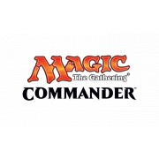 Magic the Gathering - Set of 4 Decks Commander 2018 EN