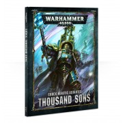 W40K : Codex - Heretic Astartes - Thousand Sons 8ème Edition VF (Rigide)