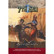 7th Sea 2nd Ed. - Lands of Gold and Fire