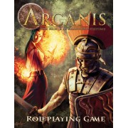 Arcanis - The World of Shattered Empires