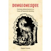 Dungeonesque White Box RPG pas cher