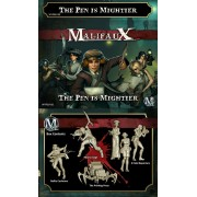 Malifaux - The Guild - The Pen is Mightier, Nellie Box Set