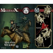 Malifaux - The Guild - Mounted Guards (2)