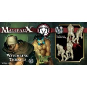 Malifaux - The Guild - Witchling Thrall