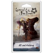 Legend of the Five Rings : The Card Game - All and Nothing pas cher