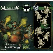Malifaux - Resurrectionist - Little Gassers