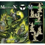 Malifaux - Resurrectionist - Lampads