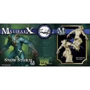 Malifaux - Arcanists - Snow Storm
