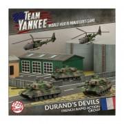 Team Yankee - Durand's Devils Plastic Army Deal