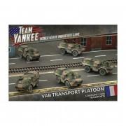 Team Yankee - French VAB Transport Platoon