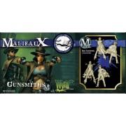 Malifaux - Arcanists - Gunsmiths