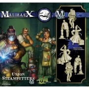 Malifaux - Arcanists - Union Steamfitters