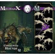 Malifaux - Neverborn- Corrupted Hounds
