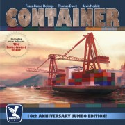 Container: 10th Anniversary Jumbo Edition pas cher