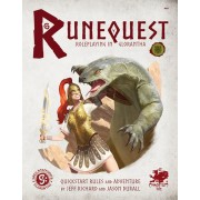 RuneQuest RPG : Roleplaying in Glorantha Quick Start pas cher