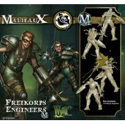 Malifaux - Outcasts- Freikorps Engineers