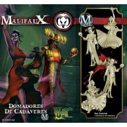 Malifaux - The Guild - Domador De Cadaveres