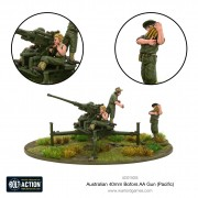 Bolt Action - Australian 40mm Bofors AA Gun