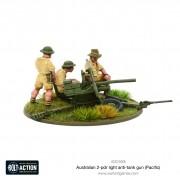 Bolt Action - Australian 2-pdr Light Anti-tank Gun