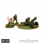 Bolt Action - Australian 75mm Pack Howitzer