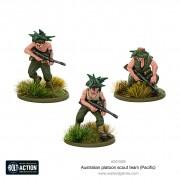Bolt Action - Australian Platoon Scout Team