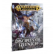 Age of Sigmar : Battletome - Disciples of Tzeentch VF (Souple)
