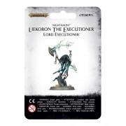 Age of Sigmar : Death - Nighthaunt Liekeron the Executionner