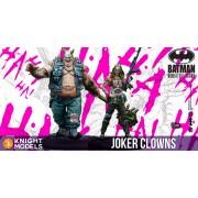 Batman -Joker Clowns