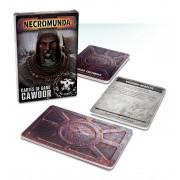 Necromunda : Accessoires - Cawdor Gang Cards