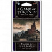 A Game of Thrones : The Card Game - Streets of King's Landing