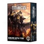 Adeptus Titanicus : The Horus Heresy - Warlord Battle Titan
