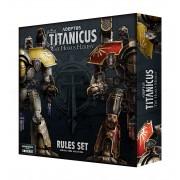 Adeptus Titanicus : The Horus Heresy - Rules set