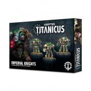 Adeptus Titanicus : The Horus Heresy - Imperial Knights