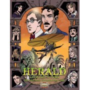 Herald - Lovecraft & Tesla the Tabletop Roleplaying Game