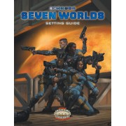 Savage Worlds : Seven Worlds - Setting Guide