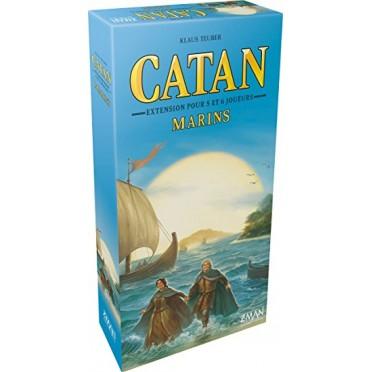 Catan - Extension Marins 5-6 joueurs