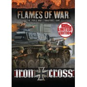 Flames of War - Iron Cross Unit Cards