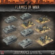 Flames of War - Dietrich's Ghosts German Army Deal