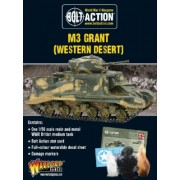 Bolt Action - British M3 Grant (Western Desert)