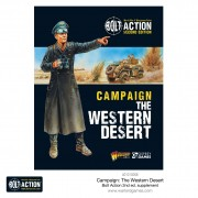Bolt Action Campaign : Western Desert Book