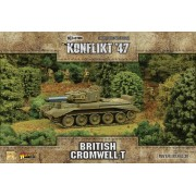 Konflikt 47 - Cromwell with Tesla Cannon