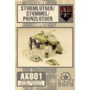 Dust - Sturmluther/Stummel/Prinzluther