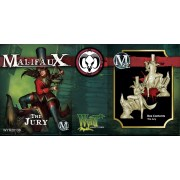 Malifaux - the Guild - The Jury