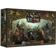 A Song Of Ice and Fire : Stark vs Lannister Starter set