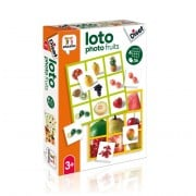 Loto Photo Fruits pas cher