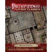 Pathfinder Flip Mat Classics : Watch Station pas cher